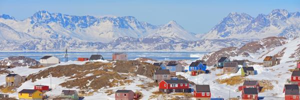 Greenland, Europe