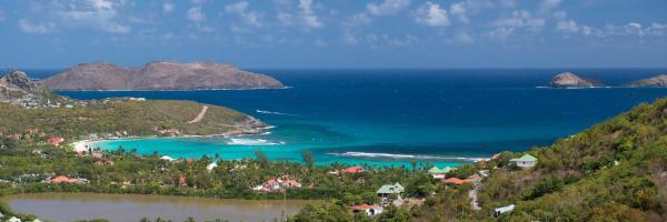 Saint Barthelemy, Americas & Caribbean