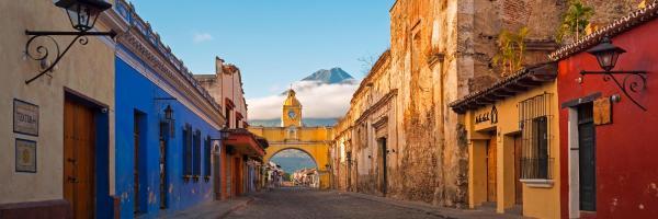 Guatemala, Americas & Caribbean