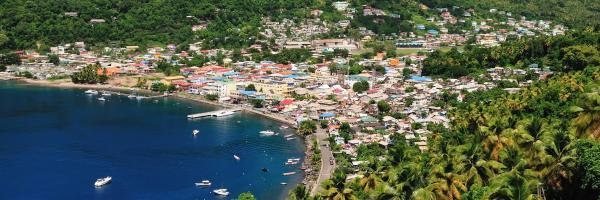 Saint Lucia, Americas & Caribbean