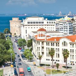 The 6 Best Hotels And Properties In Thessaloniki Port Thessaloniki - The-met-hotel-in-thessaloniki-greece-is-for-the-elite