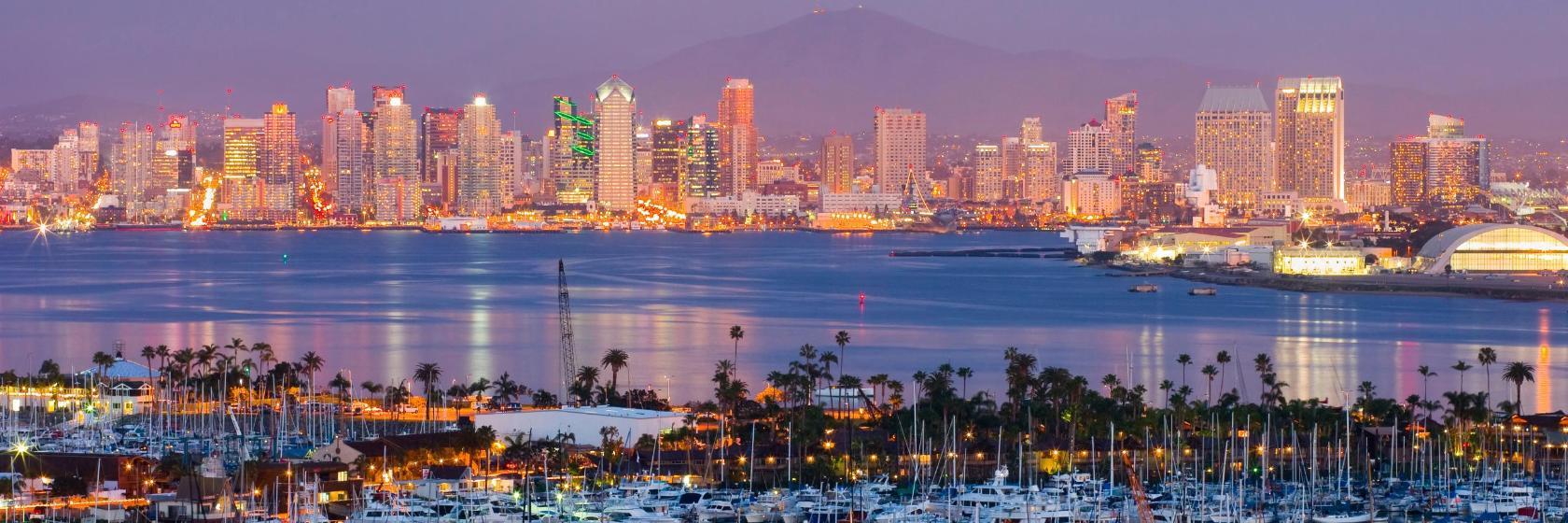 San Diego, California Hotels