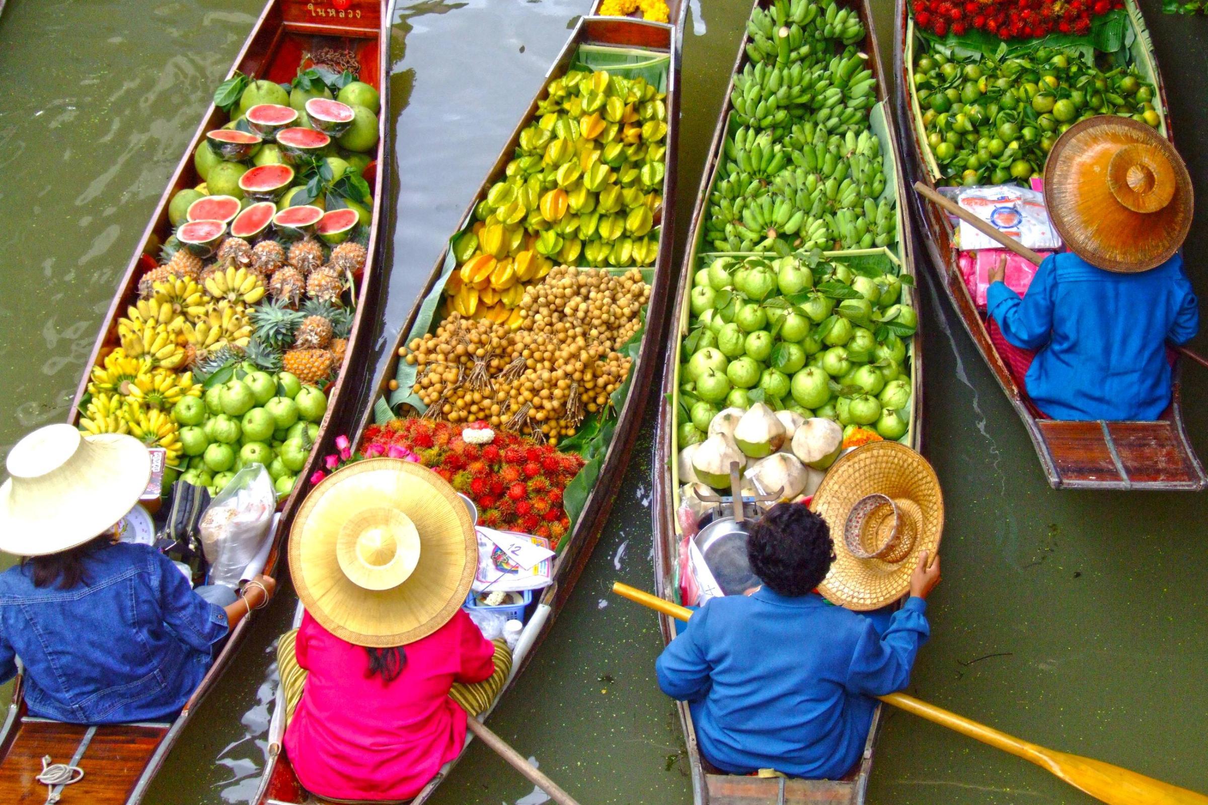 Halal Thai Food Bangkok