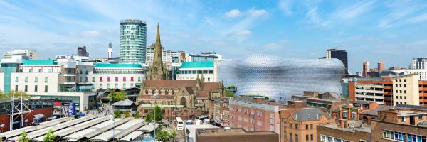Birmingham, West Midlands County Hotels