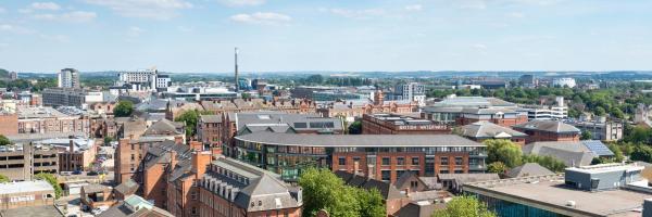 Nottingham, Nottinghamshire Hotels