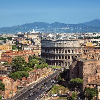booking vol et hotel rome