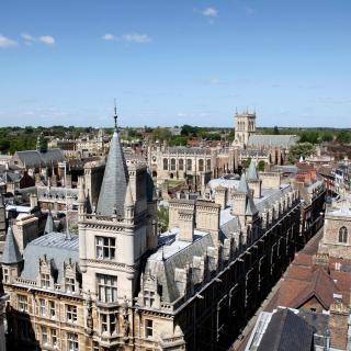 30 nejlepších hotelů v Cambridge, Velká Británie (od 1 357 Kč)