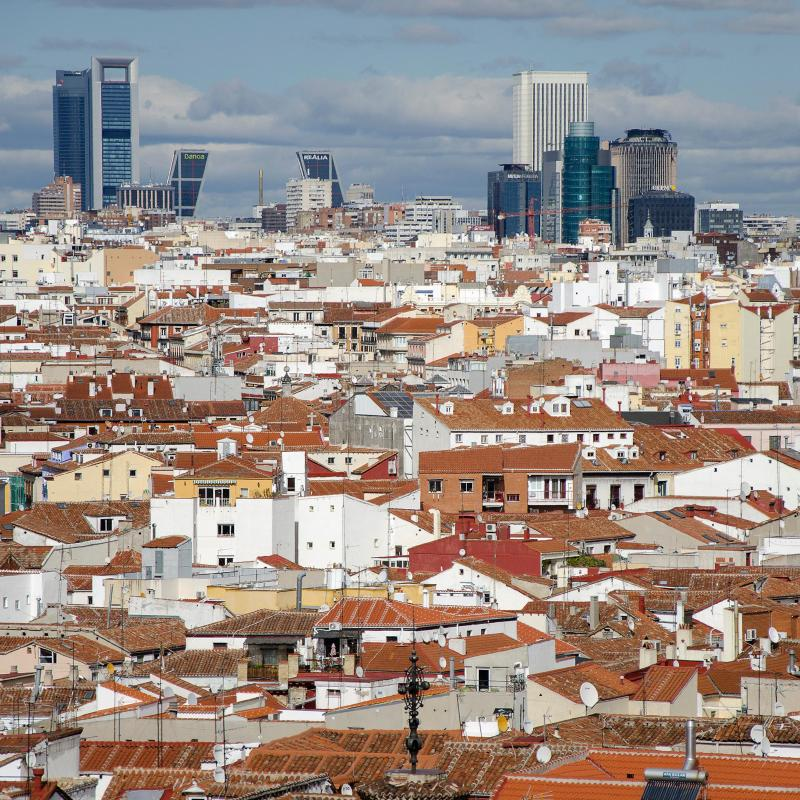 The 30 best hotels in madrid spain hotel deals for Booking madrid hotel