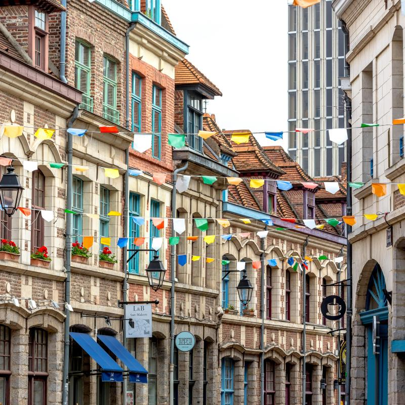 Hotels In Lille City Centre