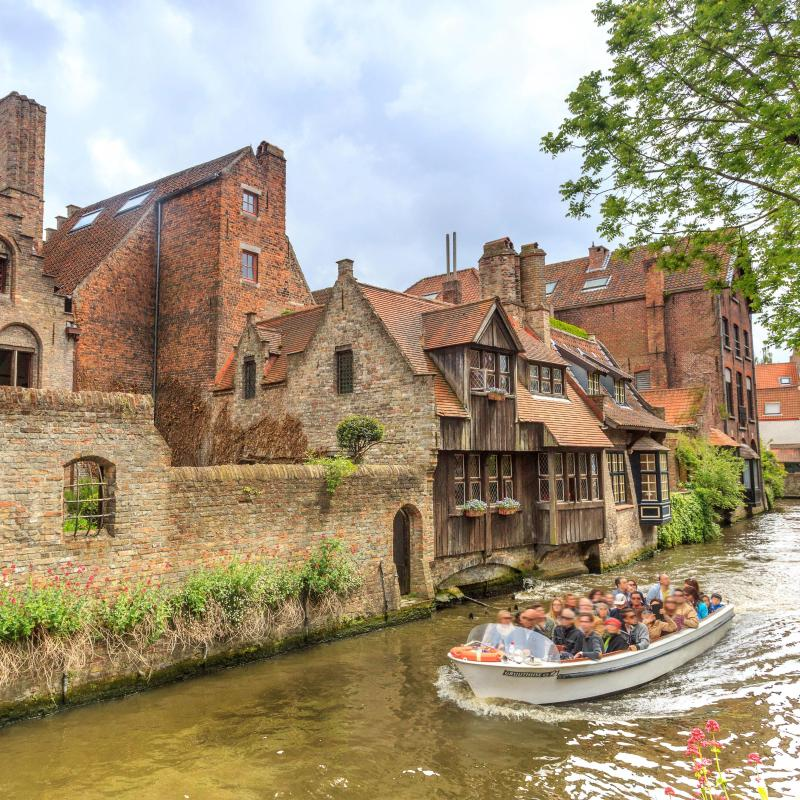 The 30 best hotels places to stay in bruges belgium for Top design hotels belgium