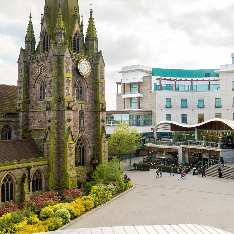 Birmingham Was Highly Rated For Shopping By  Guests From The United Kingdom Birmingham Travel Guide