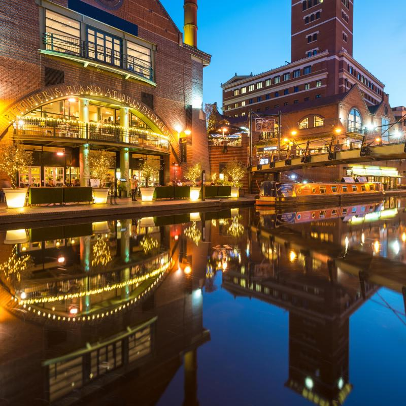 The 30 Best Hotels In Birmingham West Midlands