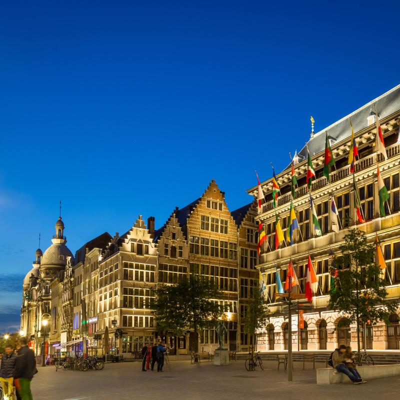 Hotels In Antwerp Belgium City Centre