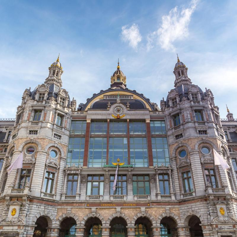 De 30 beste hotels accommodaties in antwerpen belgi for Designhotel antwerpen