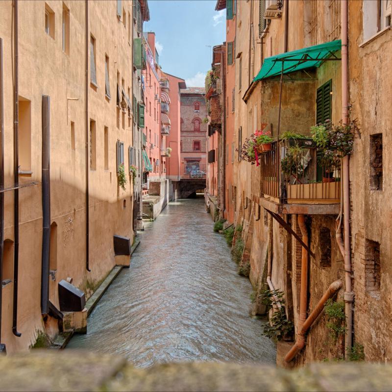 Hoteles En Bologna