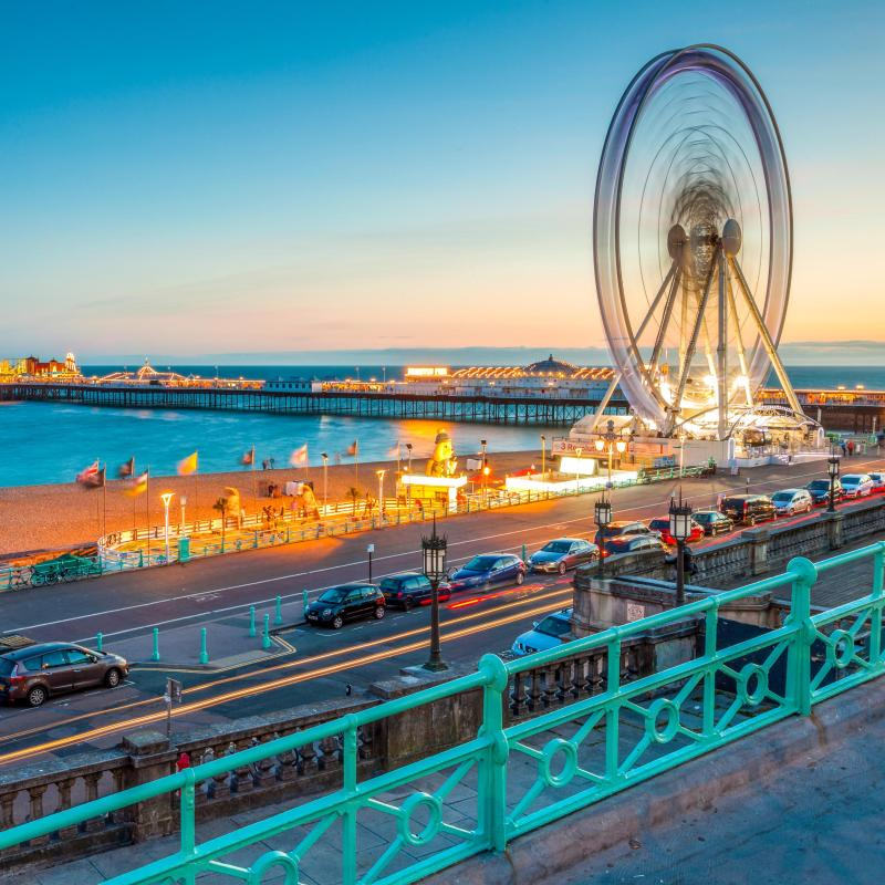 The Best Hotels In Brighton