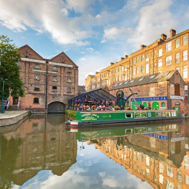 The 30 Best Hotels In Nottingham, Nottinghamshire
