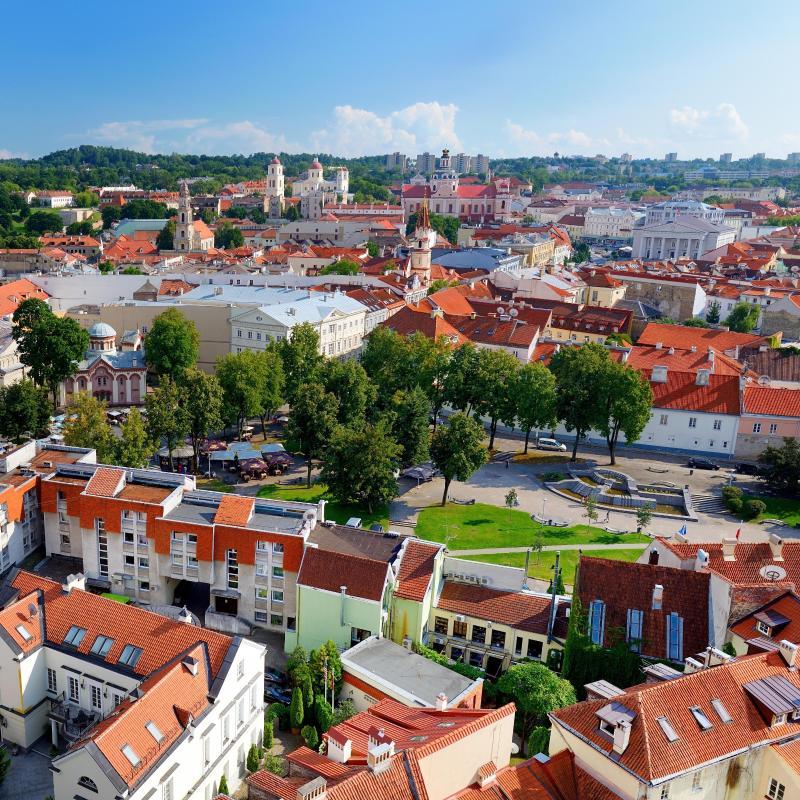 Hotel Vilnius Booking
