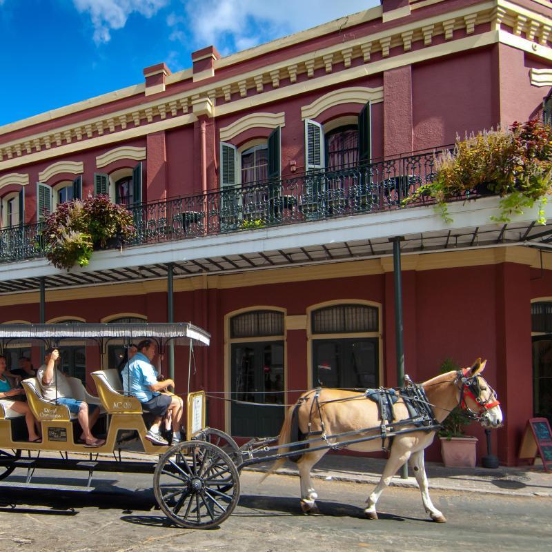 Cheap Hotels In New Orleans La Near Bourbon Street