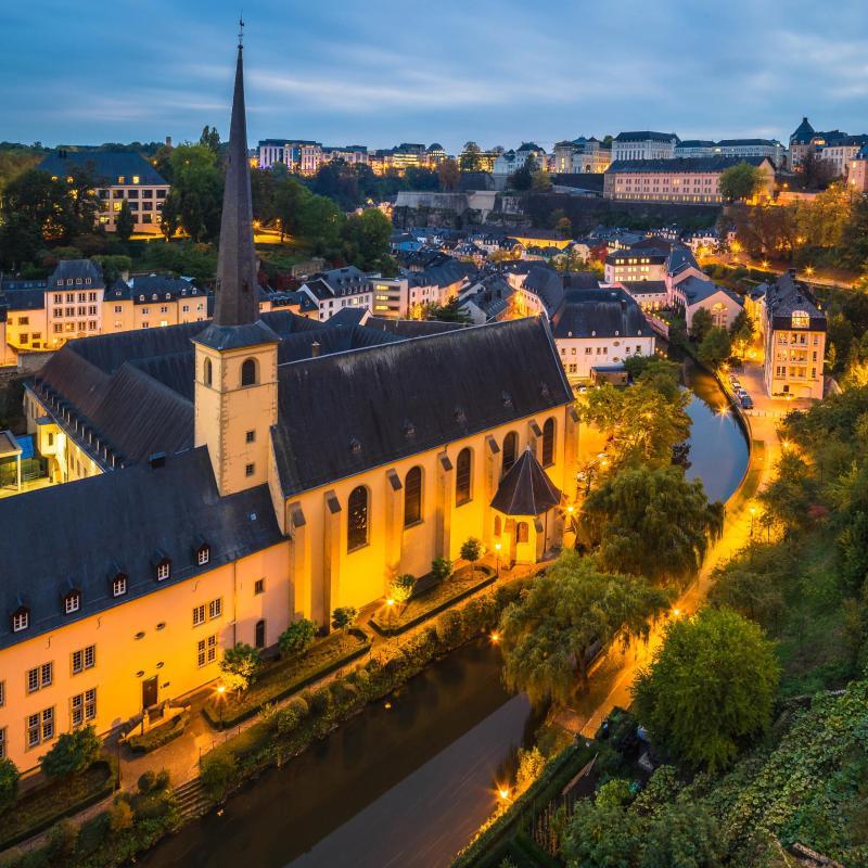 Les 30 meilleurs h tels luxembourg for Reservation hotel meilleur prix