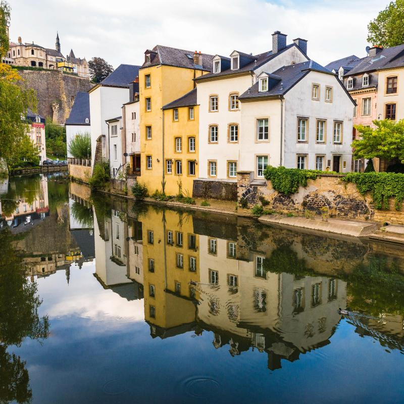 Luxembourg City Tour: 30 Best Luxembourg Hotels, Luxembourg (From $74