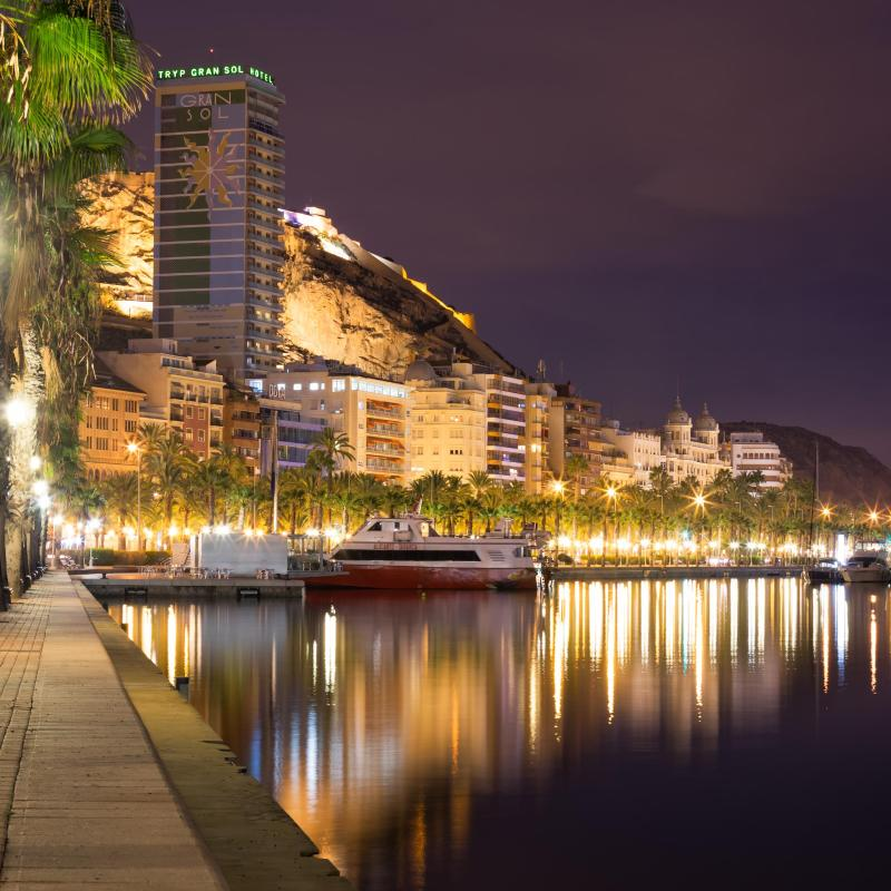 Beste hotell i Alicante i Spania – billig hotell i Alicante