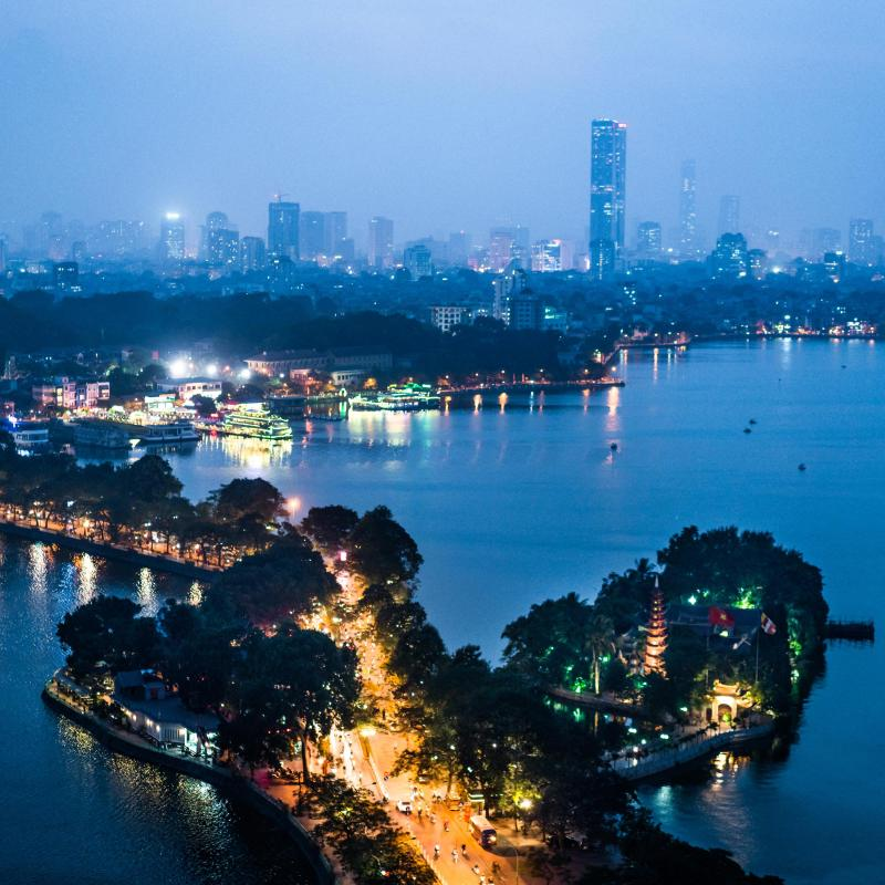 The 30 Best Hotels & Places To Stay In Hanoi, Vietnam