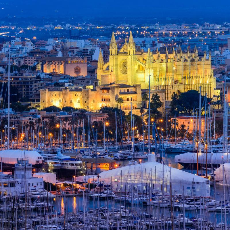 The 30 best hotels in palma de mallorca spain hotel Hotel palma de mallorca
