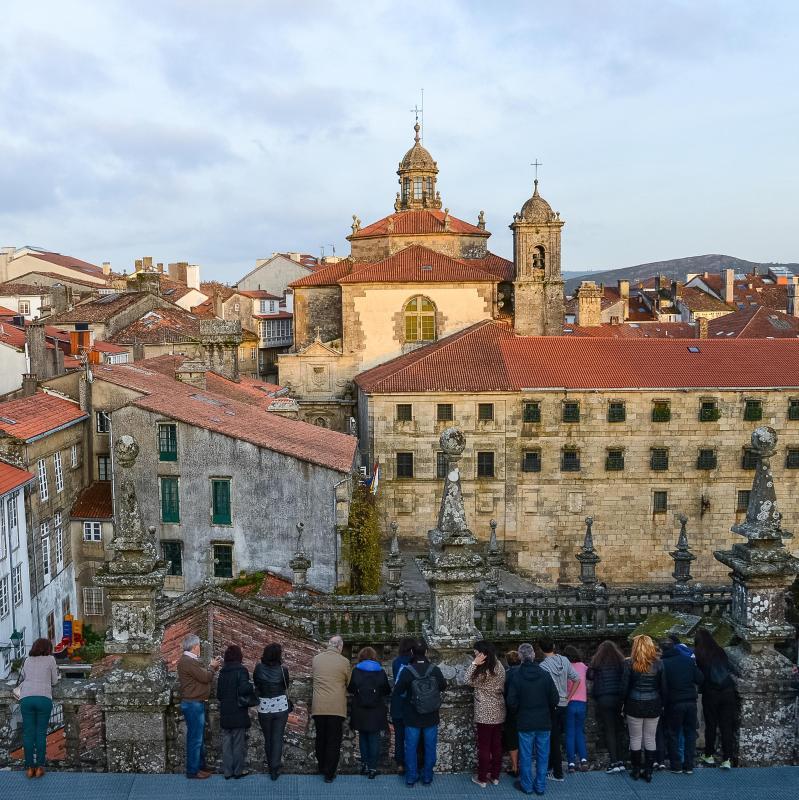 Santiago De Compostela Hotel  Stelle