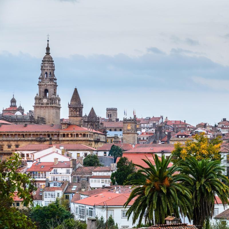 Hotels Santiago De Compostela Spain
