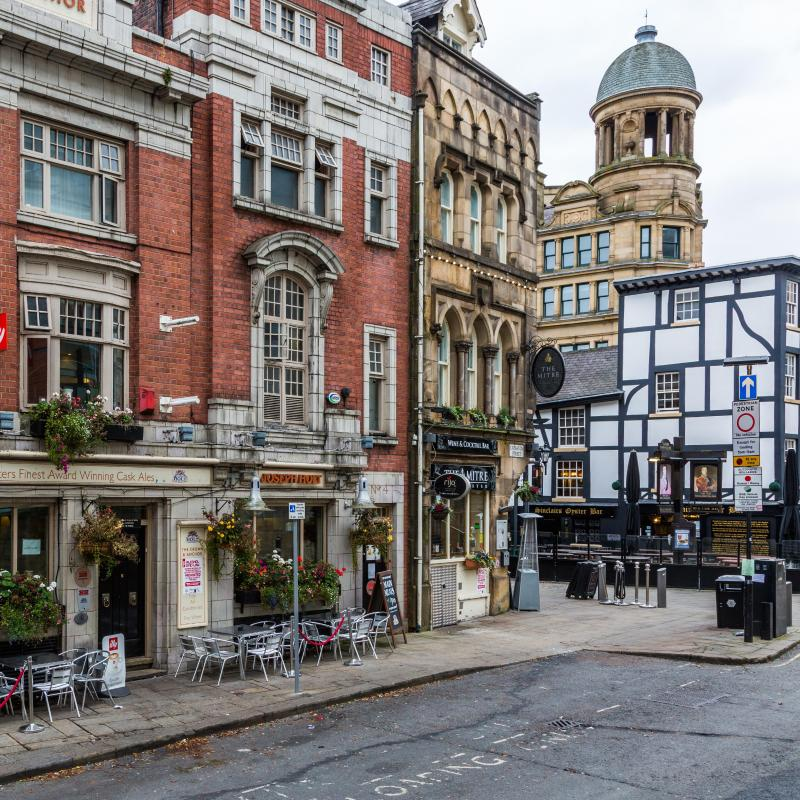 Christmas Places To Go Manchester: The 30 Best Hotels In Manchester, Greater Manchester