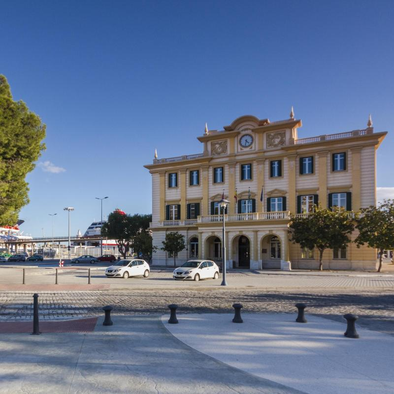 The 30 best hotels in malaga spain hotel deals for Hotels malaga