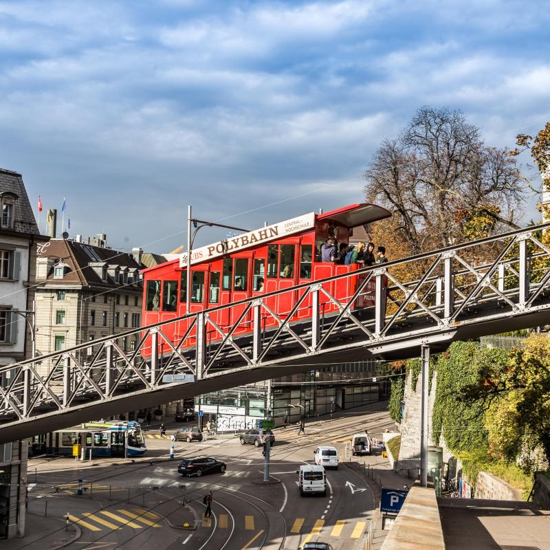 The 30 best hotels places to stay in zurich switzerland for Hotels zurich