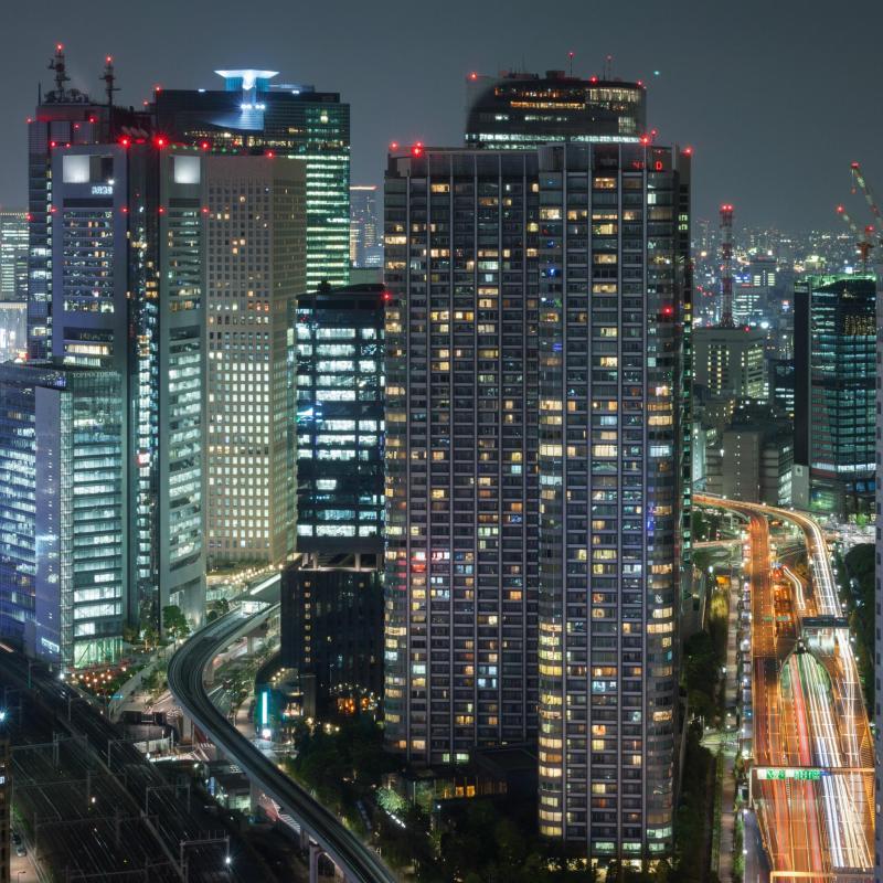 Les 30 meilleurs h tels tokyo nous for Hotel francs tokyo