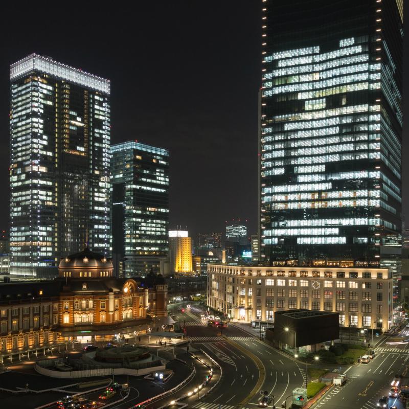 The 30 best hotels in tokyo japan for Hotels japon