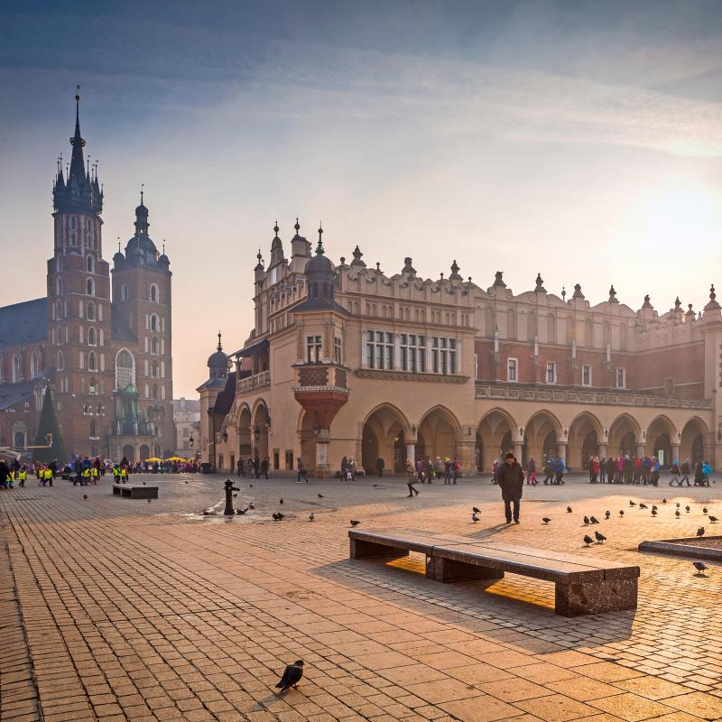 The 30 best hotels in krakow poland hotel deals for Top design hotels poland
