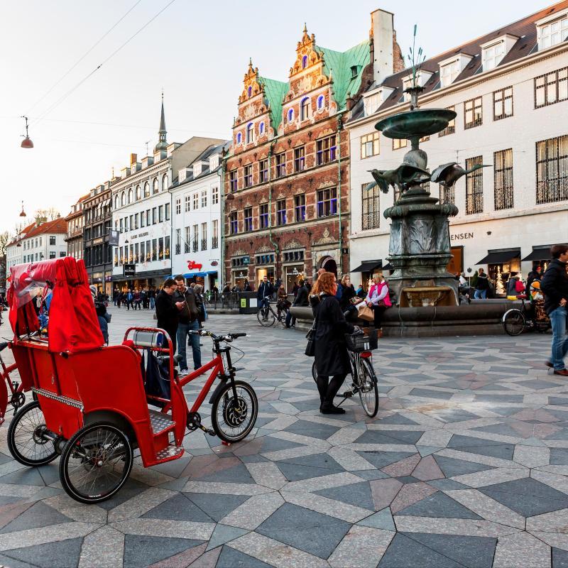 Hotel Copenaghen Booking