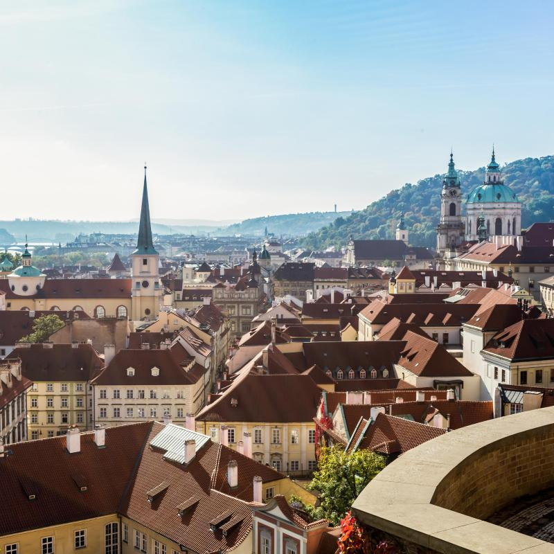 The 30 best hotels places to stay in prague czech for Best area to stay in prague