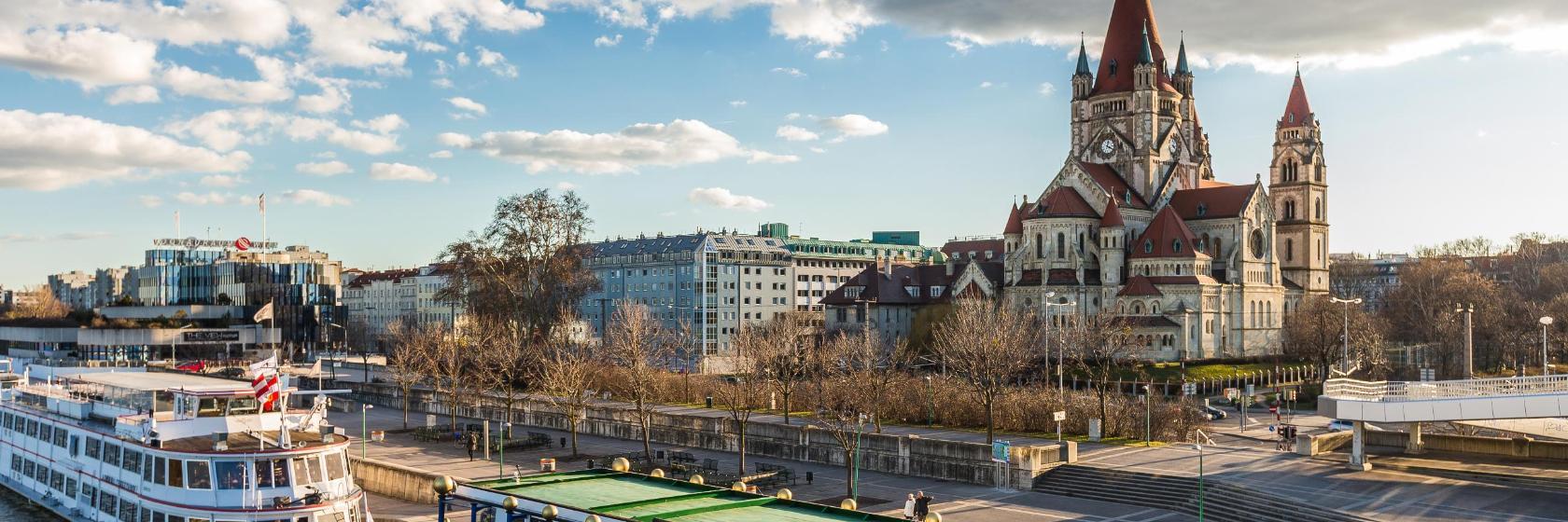 02. Leopoldstadt, Vienna Hotels