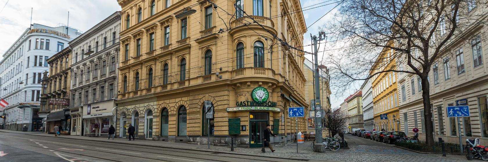 08. Josefstadt, Vienna Hotels