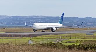 Zona del aeropuerto de Auckland