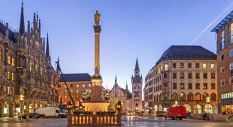 München városközpont