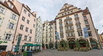 Altstadt-Lehel (Óváros-Lehel)