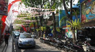 Downtown Kuta