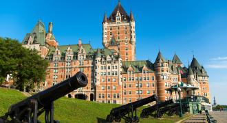 Old Quebec - Upper Town