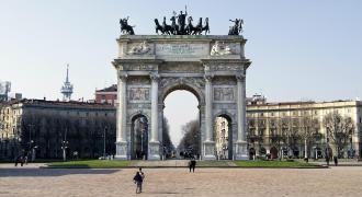 Centre de Milan
