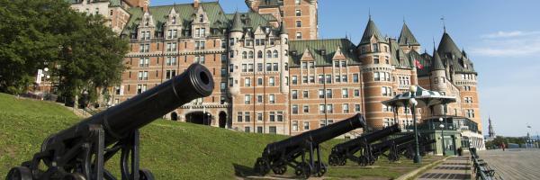 Old Quebec - Upper Town, Quebec City Hotels