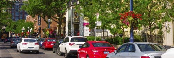 Bloor-Yorkville, Toronto Hotels