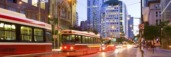 Downtown Toronto, Toronto Hotels