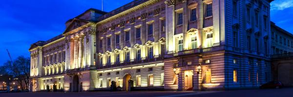 Buckingham Palace, London Hotels